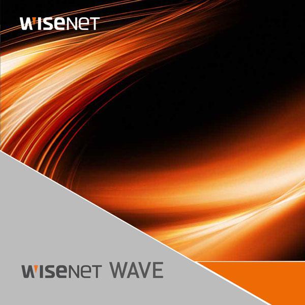 Ride the Hanwha Wisenet WAVE