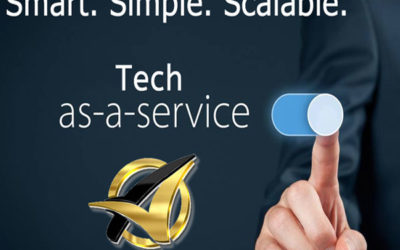 Tech as a Service: Smart. Simple. Scalable.
